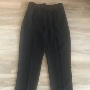 New express ankle high rise trouser pant 2